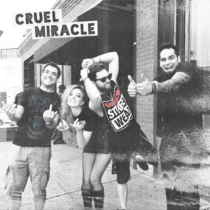 Cruel Miracle @ Hard Rock Cafe - Boston, MA