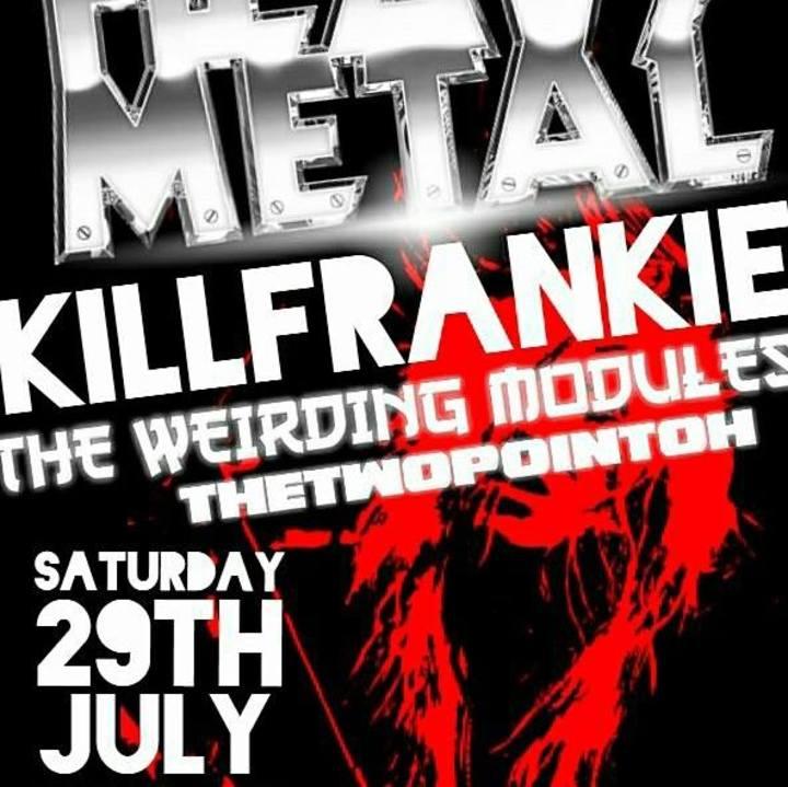 Kill Frankie Tour Dates