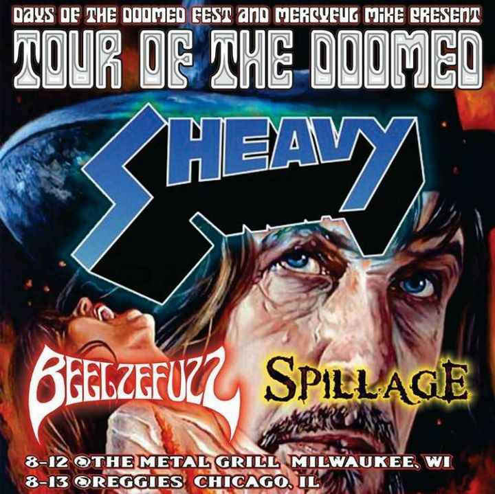 Beelzefuzz official Tour Dates