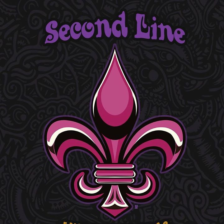 SECOND LINE Tour Dates