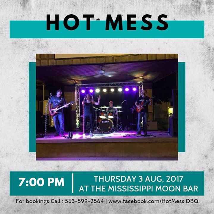 Hot Mess @ Sneaky Pete's - Edinburgh, United Kingdom