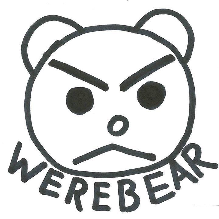 Werebear Tour Dates