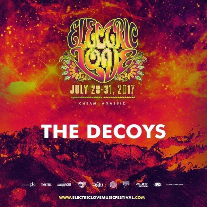 The Decoys Tour Dates