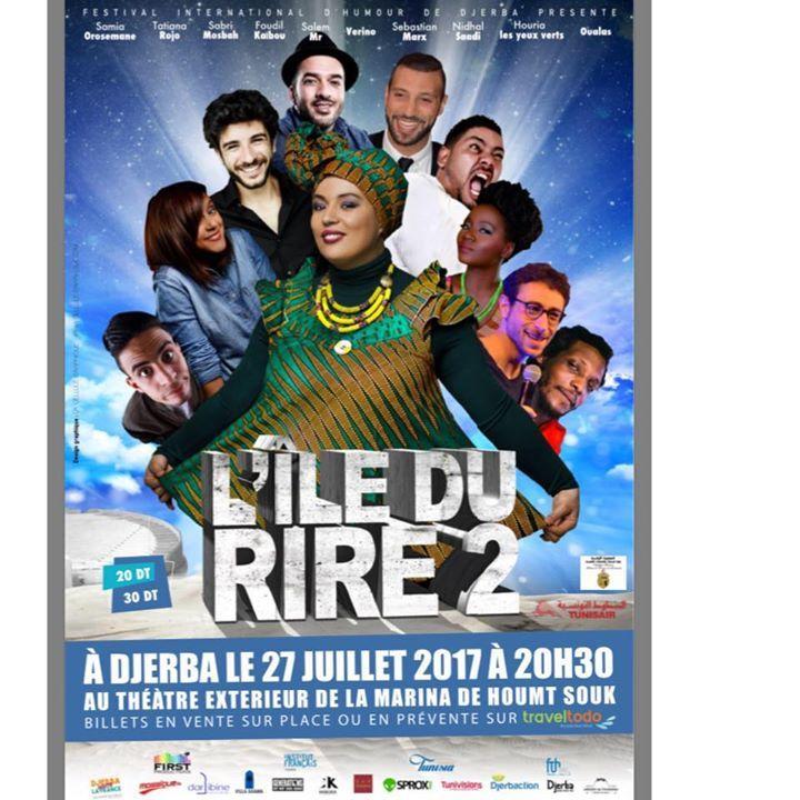 Samia Orosemane @ Espace 93 Victor Hugo - Clichy-Sous-Bois, France