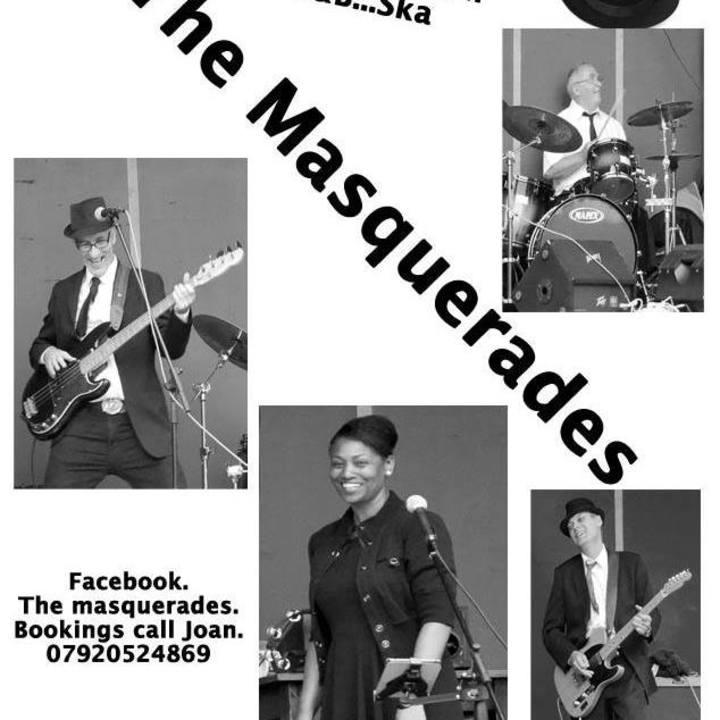 the Masquerades Tour Dates