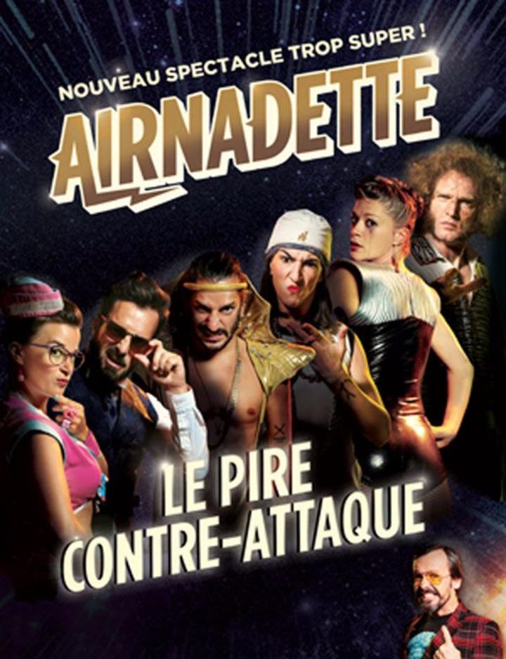 AIRNADETTE @ Le Pin Galant (33) - Merignac, France