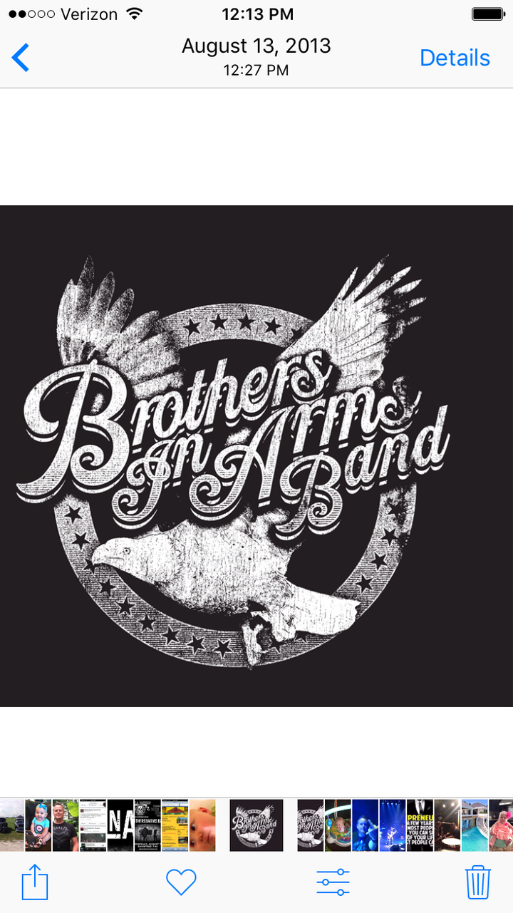 BROTHERS in ARMS BAND @ Courtyard Lounge  - Englewood, OH