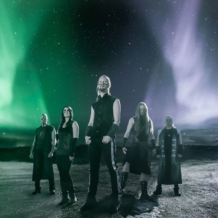 Ensiferum @ SO36 - Berlin, Germany