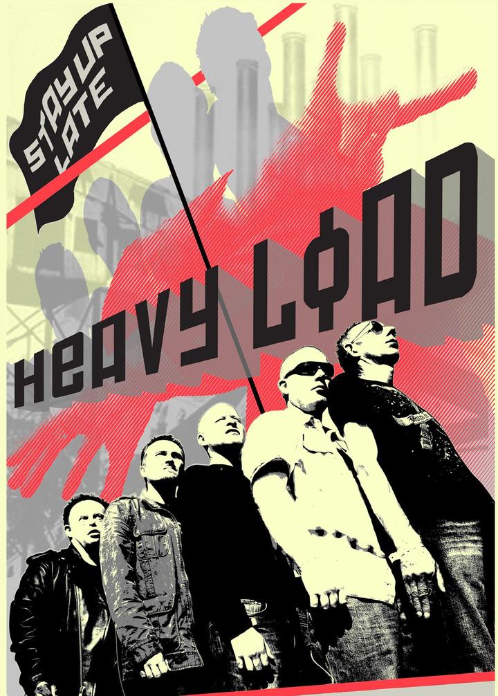 Heavy Load Tour Dates