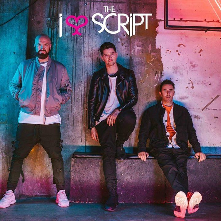 I love the Script Tour Dates