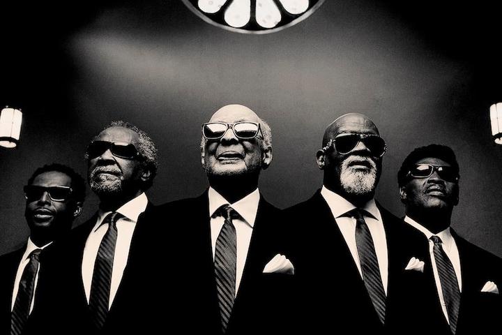 The Blind Boys of Alabama @ Cascade Theater - Redding, CA
