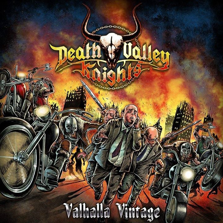 Death Valley Knights Tour Dates