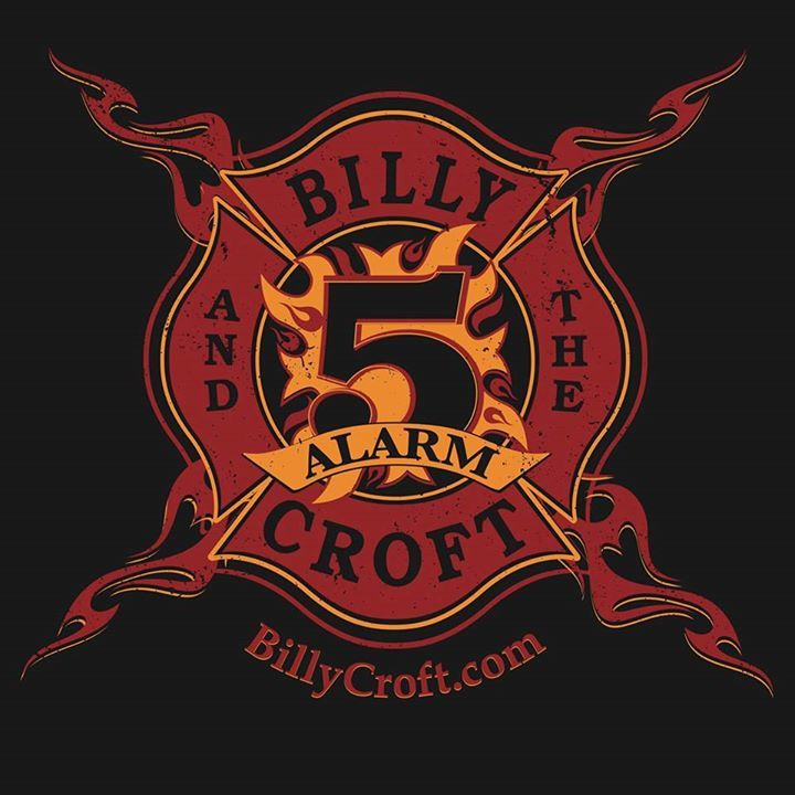 Billy Croft & The 5 Alarm Tour Dates