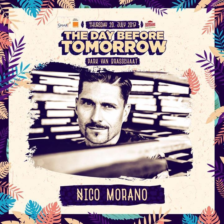 Nico Morano Tour Dates