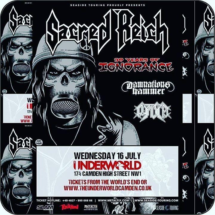 Crÿptic Shift Tour Dates