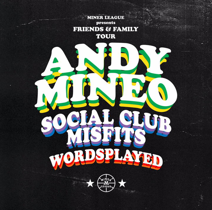 Andy Mineo @ The Summit Music Hall - Denver, CO