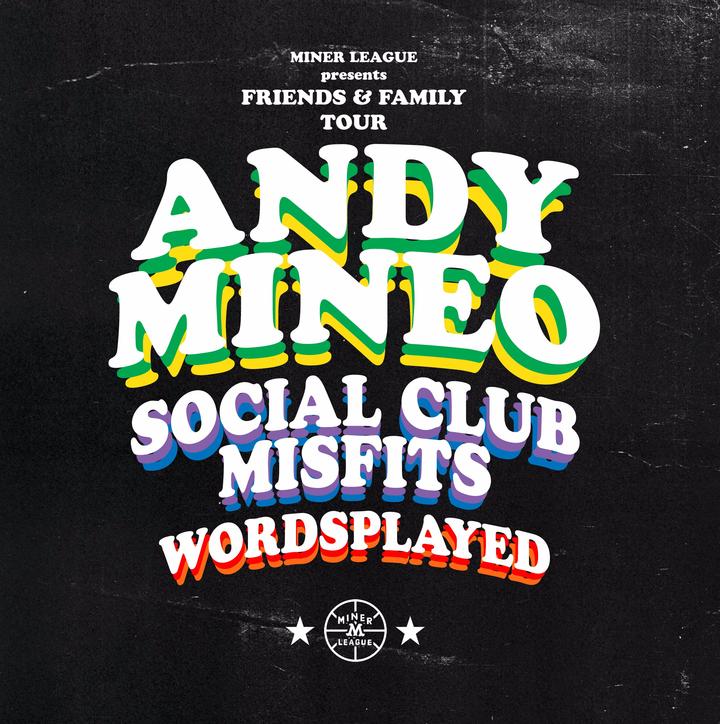 Andy Mineo @ Warehouse Live - Houston, TX