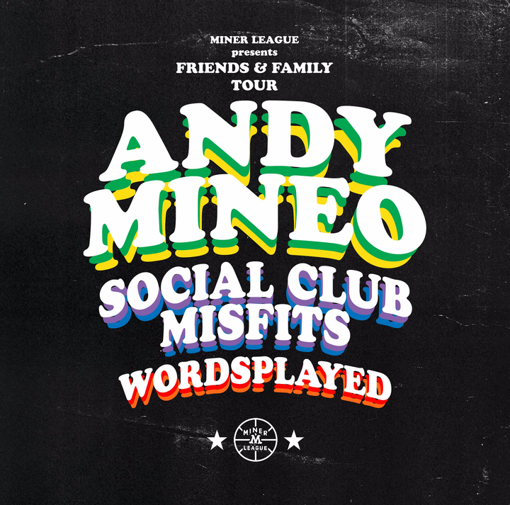 Andy Mineo @ The Pageant - Saint Louis, MO