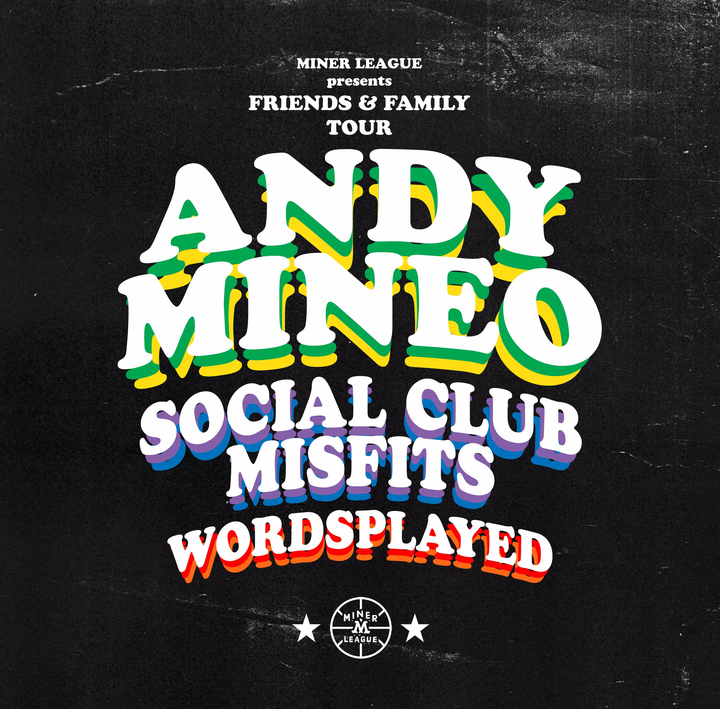 Andy Mineo @ The Intersection - Grand Rapids, MI
