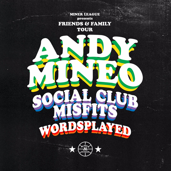 Andy Mineo @ Music Farm - Columbia, SC