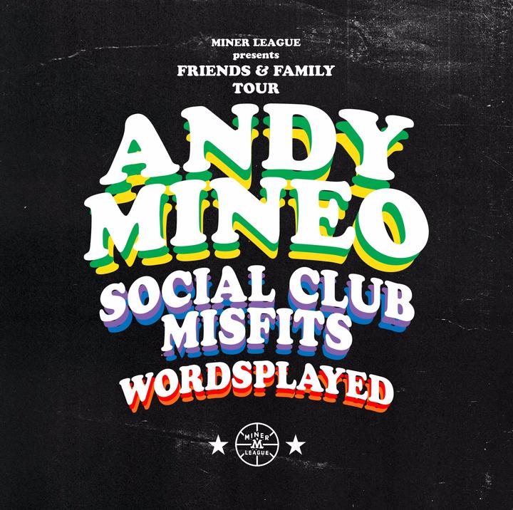 Andy Mineo @ New Daisy Theatre - Memphis, TN