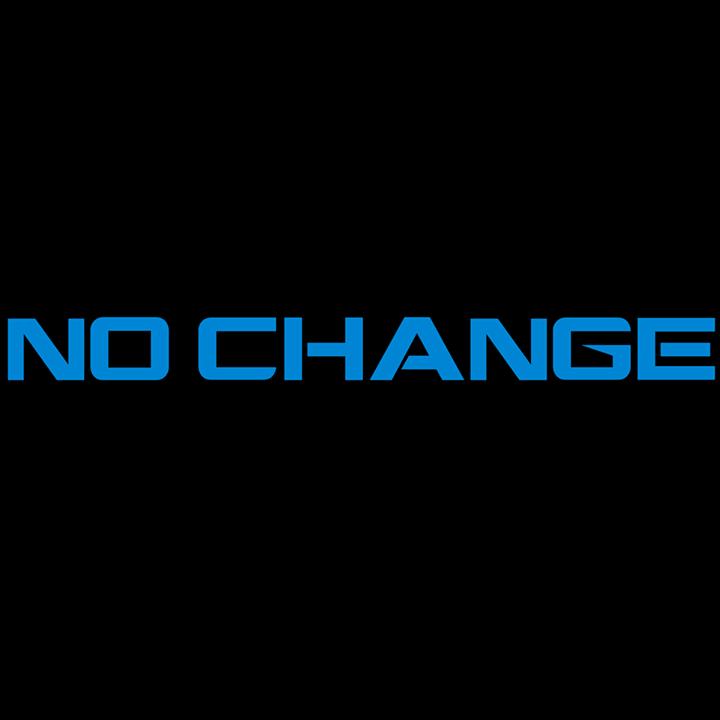 No Change Tour Dates