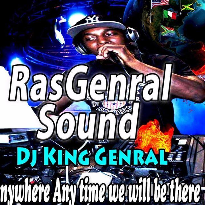 Ras Generalsound Tour Dates