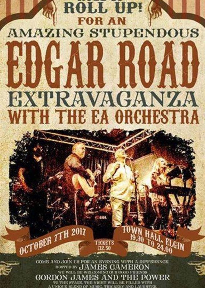 Edgar Road Tour Dates