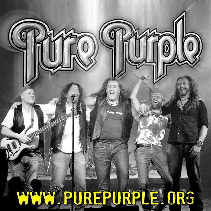 Pure Purple @ O2 Academy 2 Sheffield - Sheffield, United Kingdom