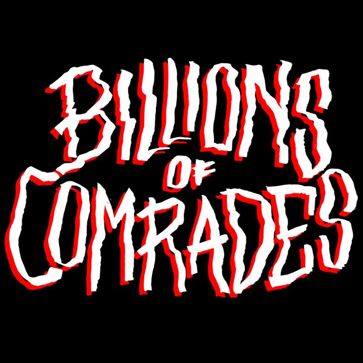 Billions Of Comrades @ Belvédère - Namur, Belgium