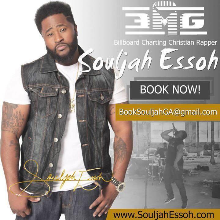 Souljah Essoh @ Atmosphere Christian Center - Columbia, SC