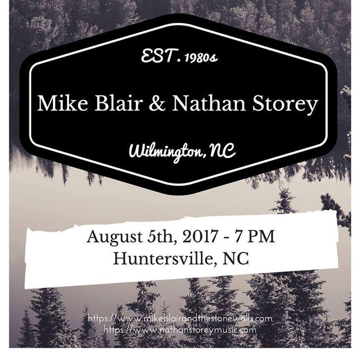 Nathan Storey Tour Dates