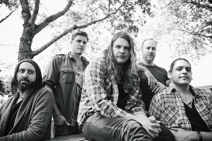 The Glorious Sons Tour Dates