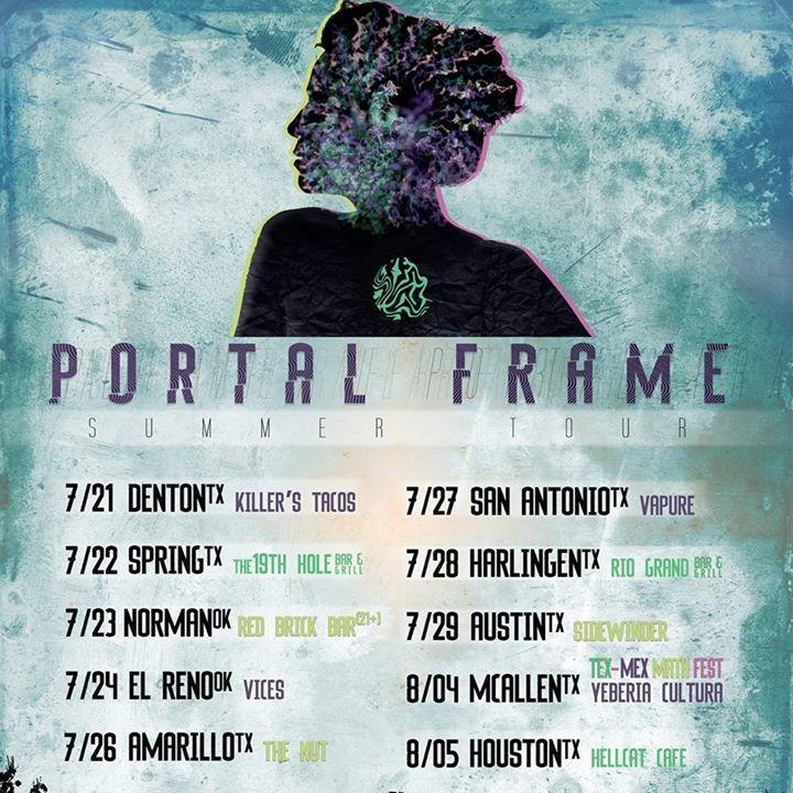 Portal Frame Tour Dates