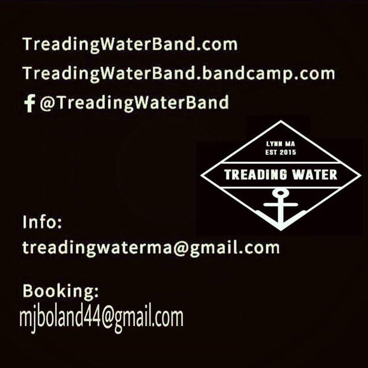 Treading Water Tour Dates