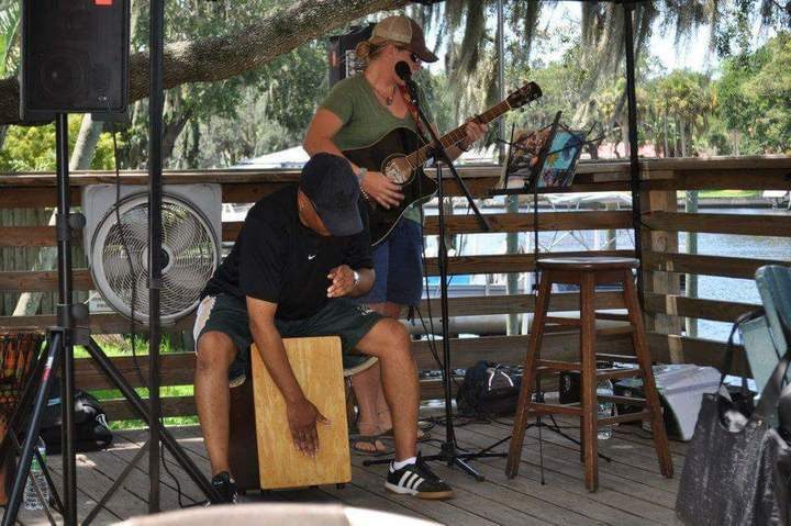 Cristi Massey & John Campbell Acoustic Duo @ Four Stacks Brewing - Apollo Beach, FL