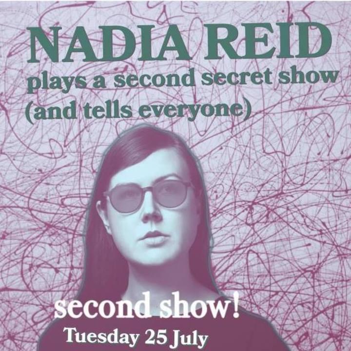 Nadia Reid @ PLATO - Dunedin, New Zealand