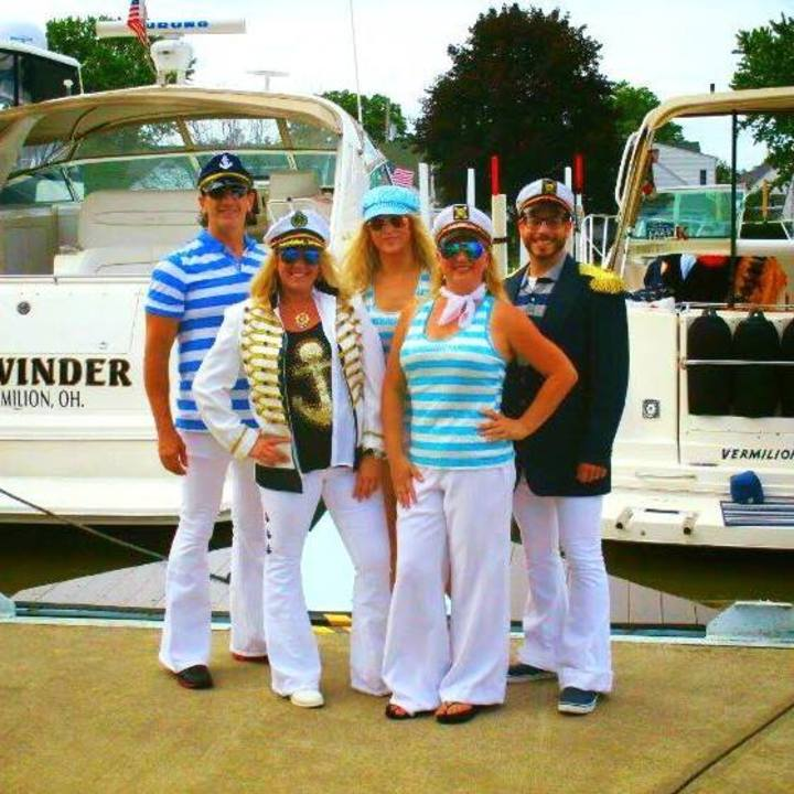 Overboard: The Love Boat Band Tour Dates