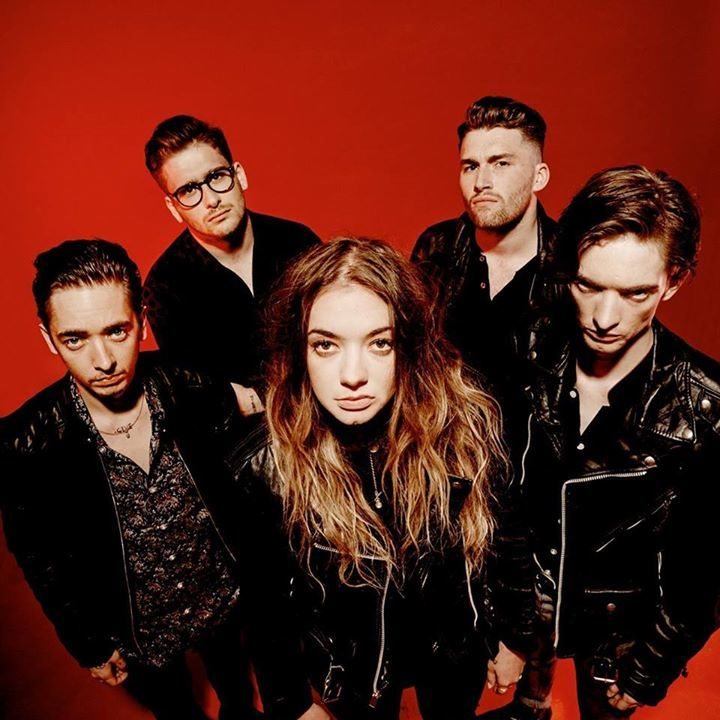 Marmozets @ Cassiopeia - Berlin, Germany
