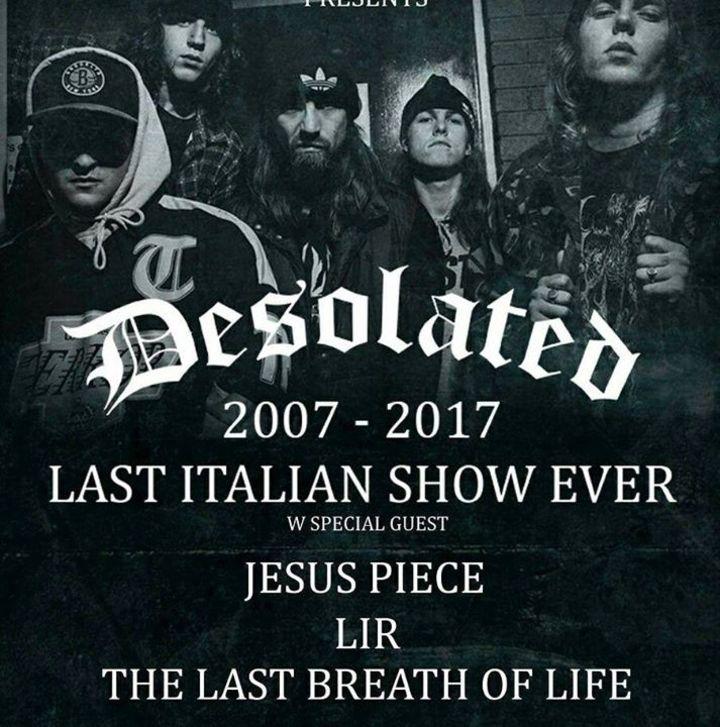 The Last Breath of Life Tour Dates