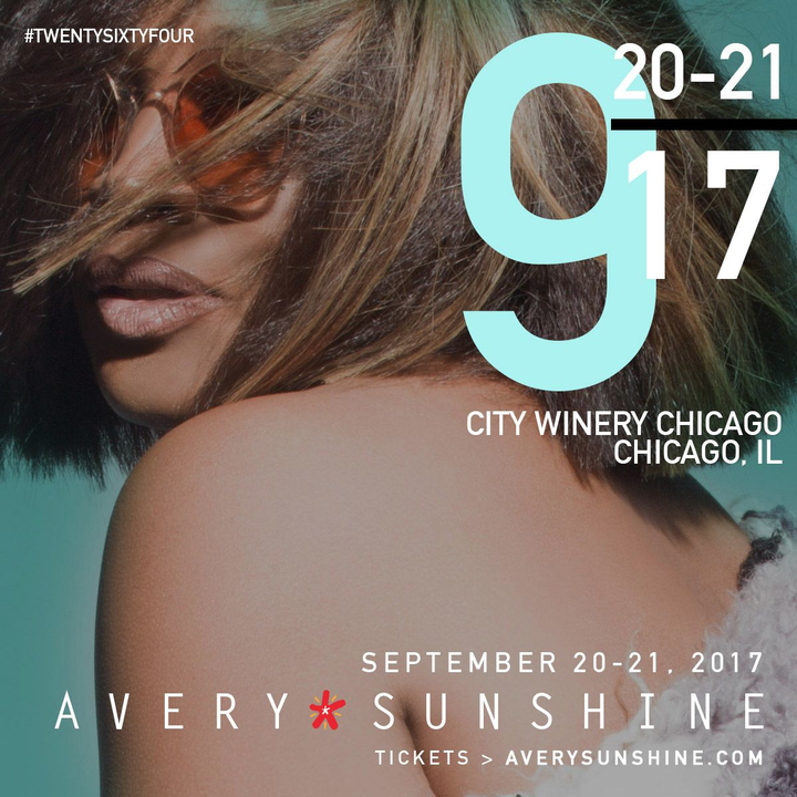 Avery Sunshine @ City Winery Chicago - Chicago, IL