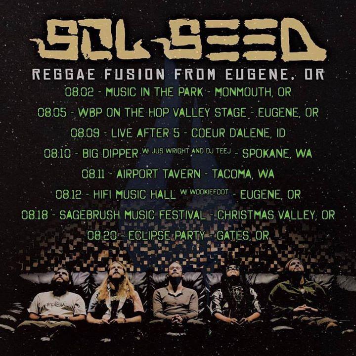 Sol Seed @ Last Exit Live - Phoenix, AZ