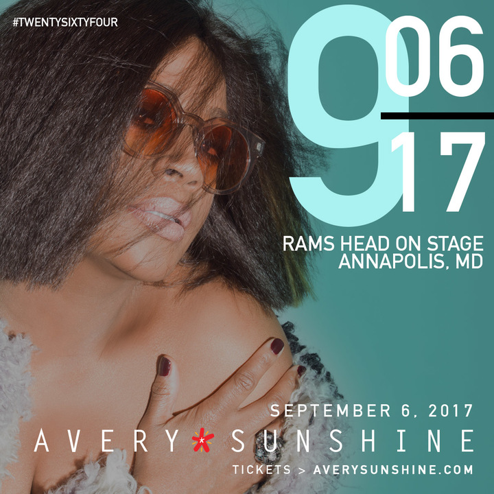 Avery Sunshine @ Rams Head On Stage - Annapolis, MD