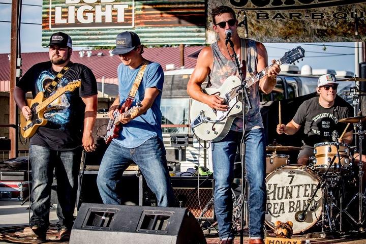 Hunter Rea Band @ Firehouse Saloon - Houston, TX