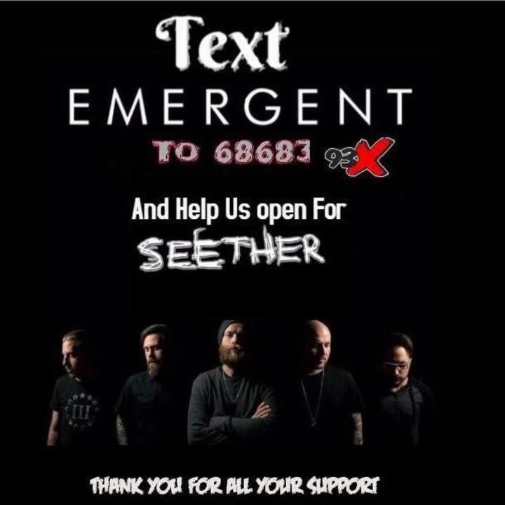 Emergent Tour Dates
