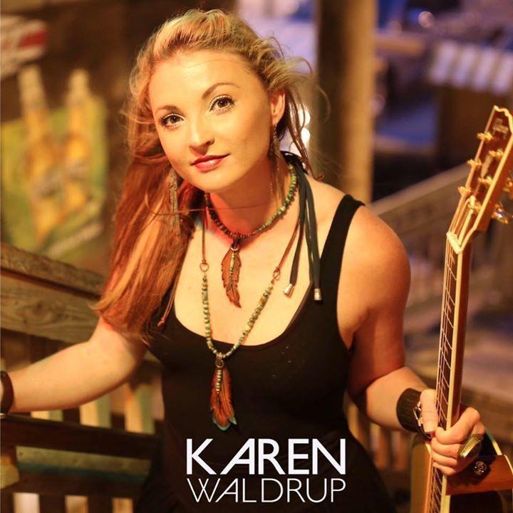 Karen Waldrup Tour Dates