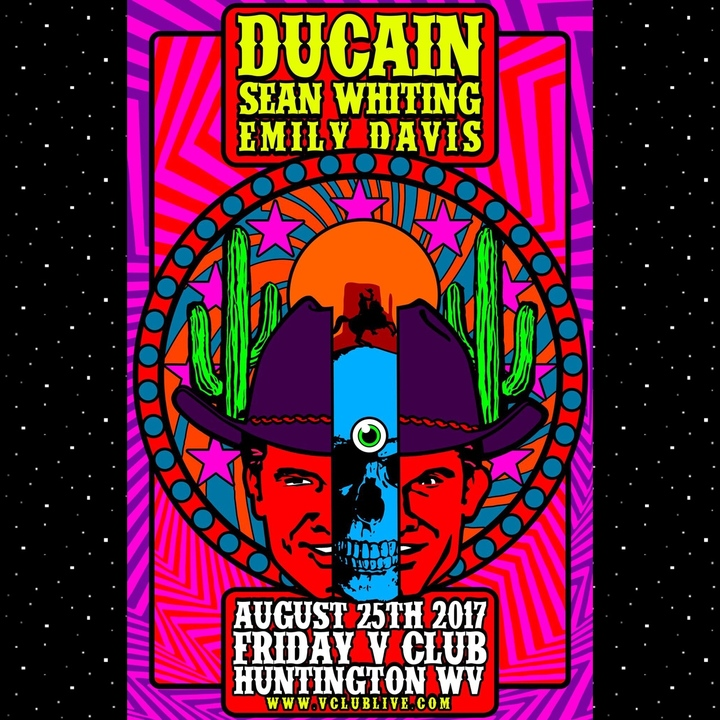 Ducain @ The Vclub - Huntington, WV