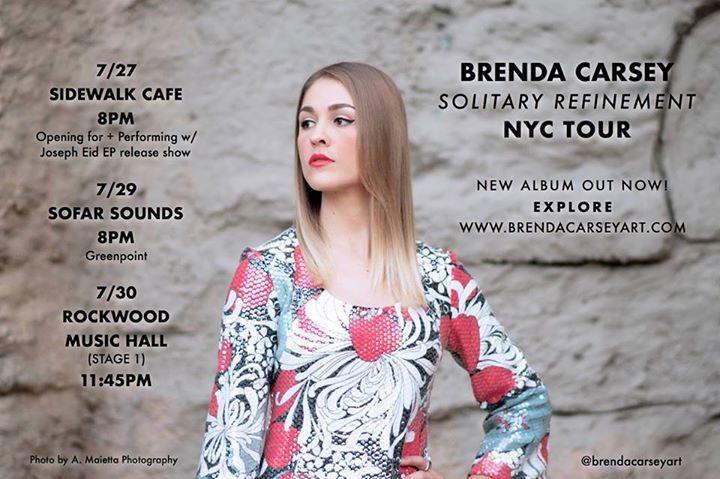 :: Brenda Carsey :: Tour Dates