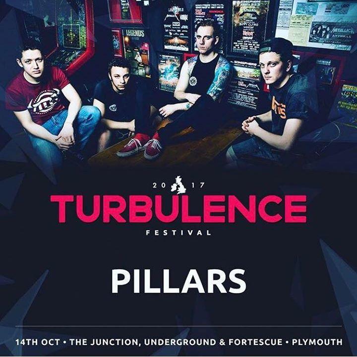 Pillars Tour Dates