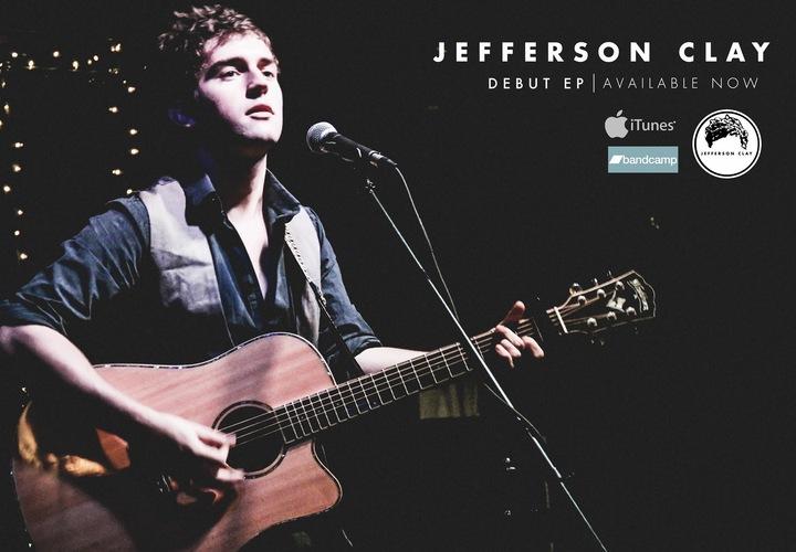 Jefferson Clay Tour Dates